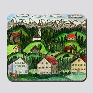 Hill Country Mousepad