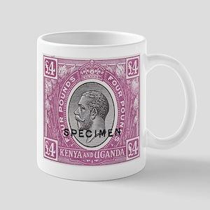 KUT Four Pounds specimen Mug