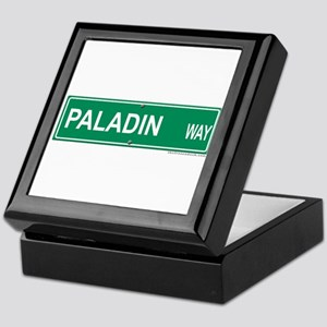 Paladin Way Keepsake Box