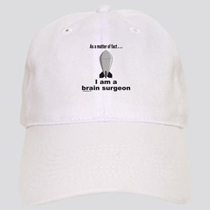 BRAIN SURGEON/ROCKET SCIENCE Cap