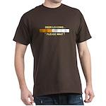BEER LOADING... Dark T-Shirt