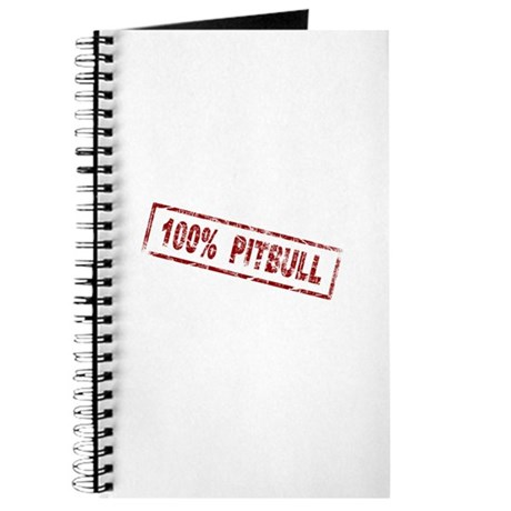 100% Pitbull Journal