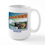 Torpedo In The Water! Combat Mug Mugs