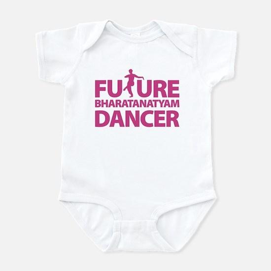 Future Bharatanaytam Dancer Infant Bodysuit