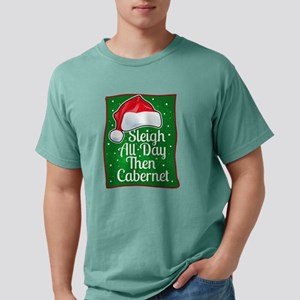 Wine Lover Funny Christmas Quote Cabernet T-Shirt