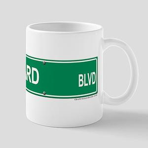 Bard Blvd Mug
