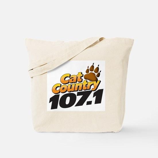 Cat Country Tote Bag