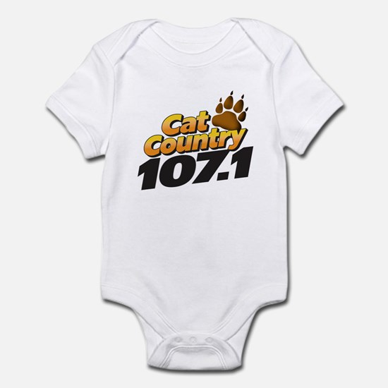 Cat Country Infant Bodysuit