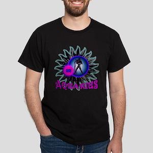 Aquarius Dark Star Dark T-Shirt