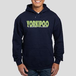 Yorkipoo ADVENTURE Hoodie (dark)