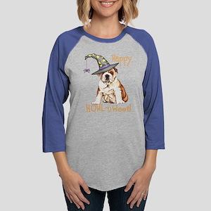 Halloween Bulldog Long Sleeve T-Shirt