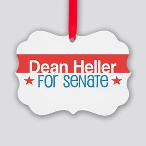Dean Heller Nevada 2018 Senate Ornament