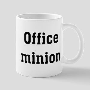 Office Minion Mug