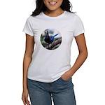 Steller's Jay Hollering Women's T-Shirt
