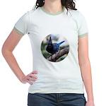 Steller's Jay Hollering Jr. Ringer T-Shirt