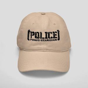 Police Proud Grandson Cap
