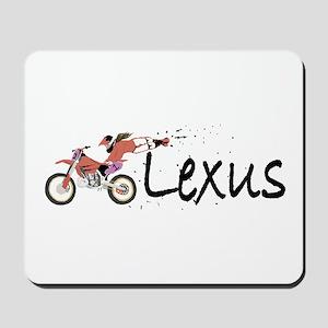 Lexus Mousepad