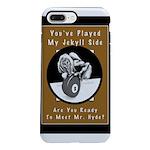 Jekyll Hyde 8 Ball Bill iPhone 8/7 Plus Tough Case