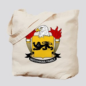 Hotchkiss Family Crest Tote Bag