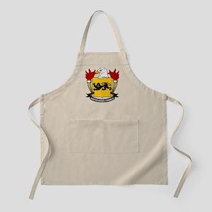Hotchkiss Family Crest BBQ Apron