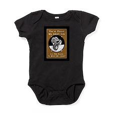 Jekyll Hyde 8 Ball Billiards Baby Bodysuit