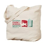 Farm To School Month Tote Bag