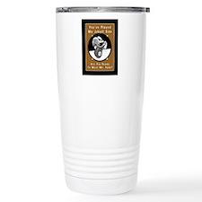 Jekyll Hyde 8 Bal 16 oz Stainless Steel Travel Mug