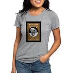 Jekyll Hyde 8 Ball Billia Womens Tri-blend T-Shirt