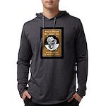 Jekyll Hyde 8 Ball Billiards Mens Hooded Shirt