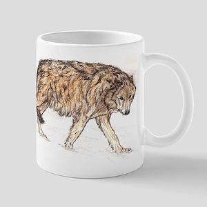Defeated Mug