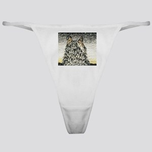 Opportunity Wolf Classic Thong