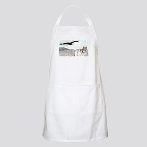 The Messenger BBQ Apron