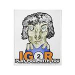 Igor 2 Play Throw Blanket