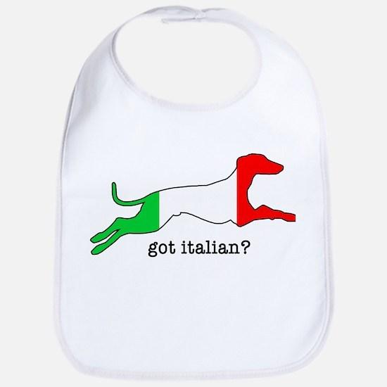 Got Italian? Bib
