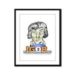 Igor 2 Play Framed Panel Print