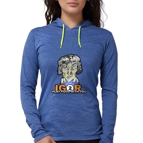 Igor 2 Play Long Sleeve Hooded T-Shirt