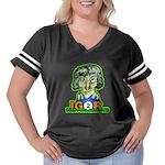 Igor 2 Play Women's Plus Size Football T-Shirt