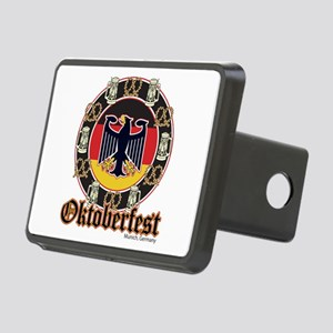Oktoberfest Beer and Pretzels Hitch Cover
