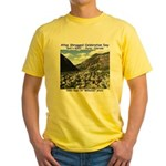 Atlas Shrugged Celebration Day Yellow T-Shirt