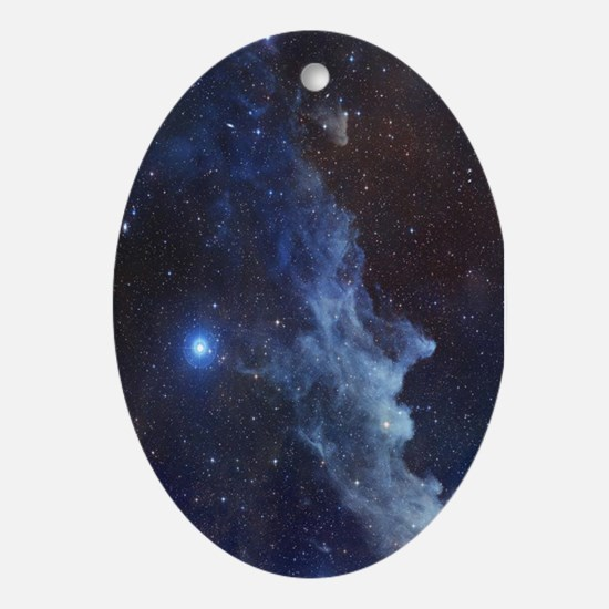 Witch Head Nebula Ornament