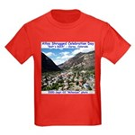 Atlas Shrugged Celebration Day Kids Dark T-Shirt