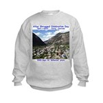 Atlas Shrugged Celebration Day Kids Sweatshirt