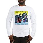 Saving Whales Long Sleeve T-Shirt
