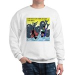 Saving Whales Sweatshirt