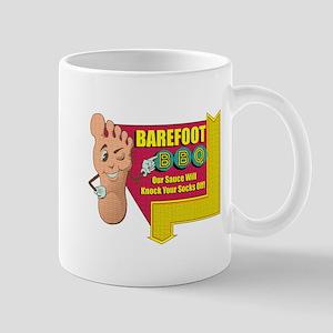 Barefoot BBQ Mug