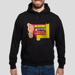 Barefoot BBQ Hoodie (dark)