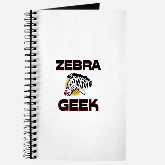 Zebra Geek Journal
