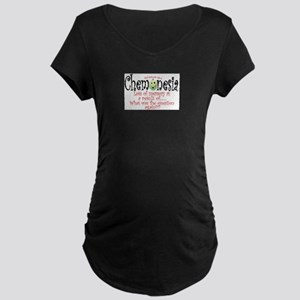 chemonesia Maternity Dark T-Shirt