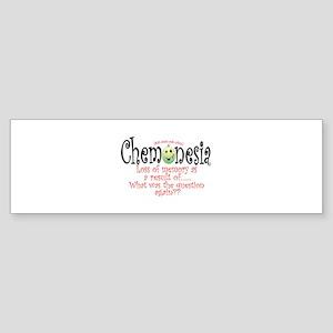 chemonesia Sticker (Bumper)