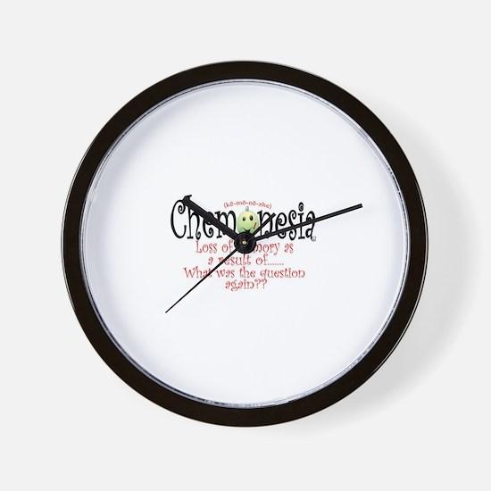 chemonesia Wall Clock